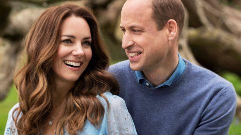 El angelical vestido y el colgante de diamantes con el que Kate Middleton celebra sus 10 años de casada