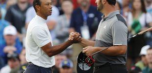 Post de Jon Rahm y el 'efecto Tiger' en Augusta: