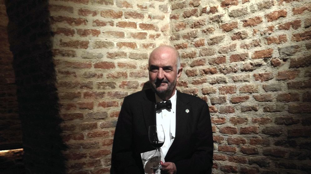 Foto: El enólogo y escritor Joan C. Martín.