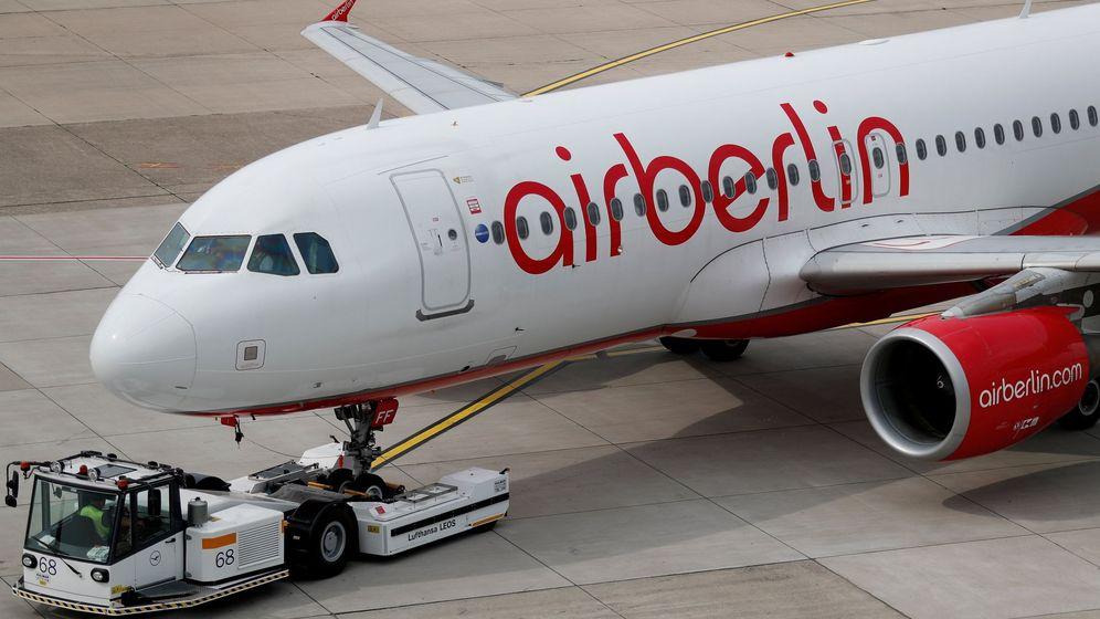 Foto: Air Berlin es la segunda empresa en ser sancionada por utilizar un 902 en atención al cliente (EFE)