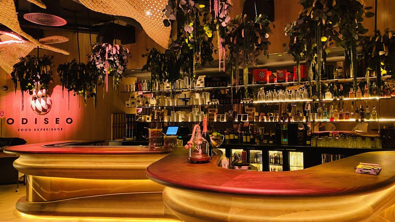 Uno de los bares de Odiseo.