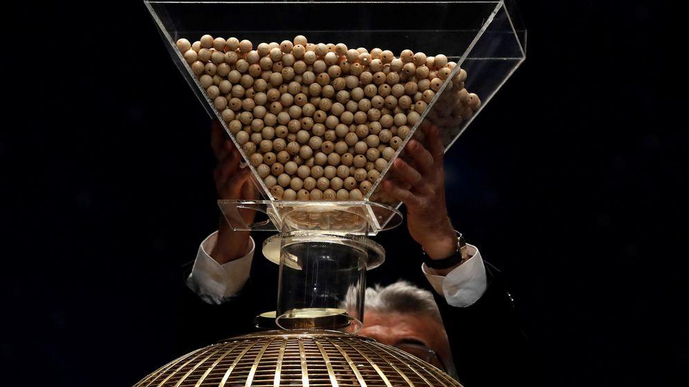 Foto: Sorteo extraordinario de la lotería de navidad