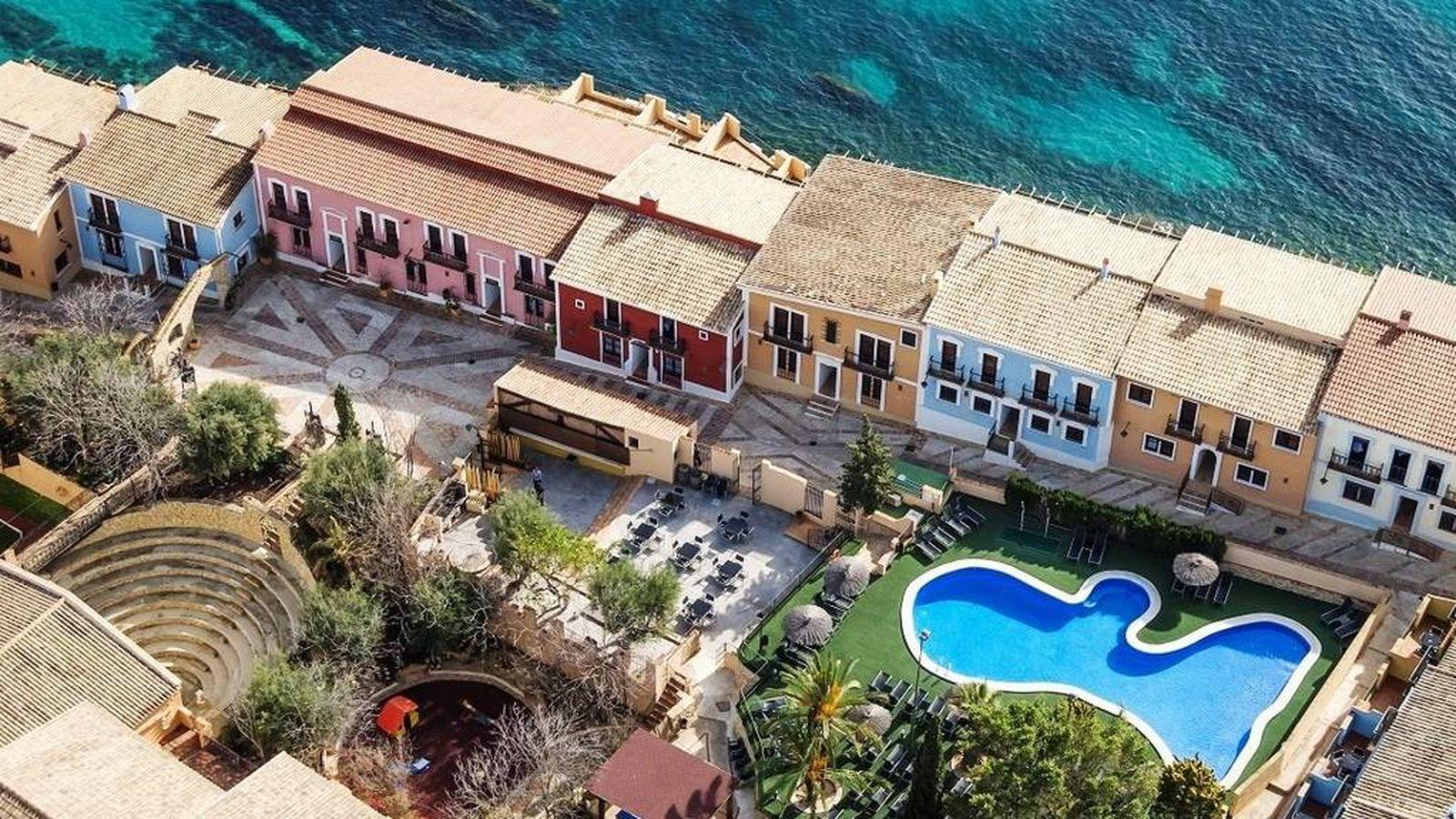 Foto: Este rincón idílico del Mediterráneo puede ser tu próximo destino. (Foto: Pueblo Acantilado Suites)