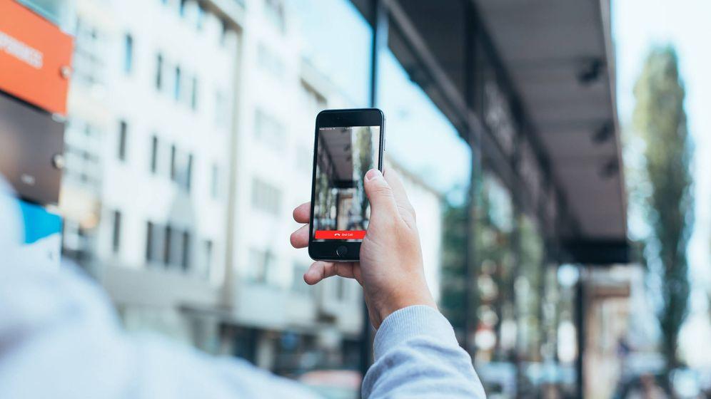 Foto: Usar tu móvil para ayudar a gente invidente, esa es la idea de Be My Eyes. (Be My Eyes)