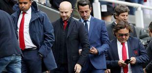 Post de Raül Sanllehí, el catalán que mueve los hilos del Arsenal y ha quedado en entredicho