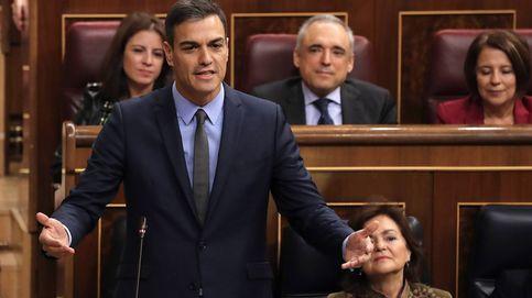 Sánchez culpa a PP e independentistas de ser cómplices del agravio territorial