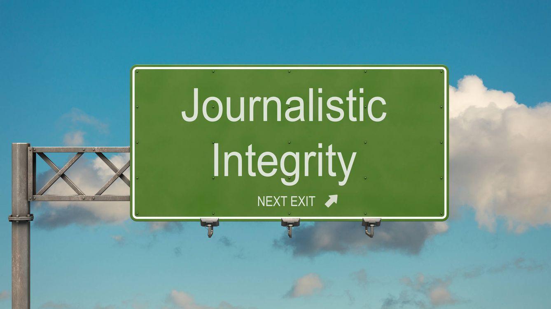 Solo el 14% de los periodistas ve la información empresarial muy creíble