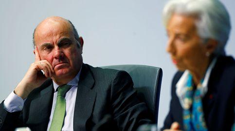 Guindos no ve urgencia en aumentar el PEPP: El BCE no ha agotado su munición