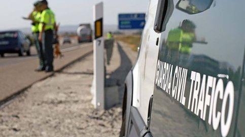 Muere una persona y otras cuatro resultan heridas en un accidente en viaducto Lechago