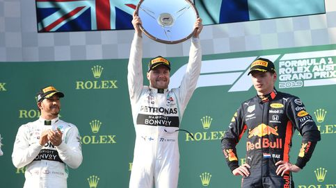 Las mejores imágenes del Gran Premio de Australia de Fórmula 1