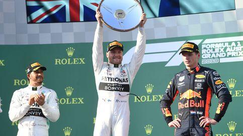 Fórmula 1: Pole de Hamilton, paliza de Mercedes a Ferrari y mazazo para Sainz