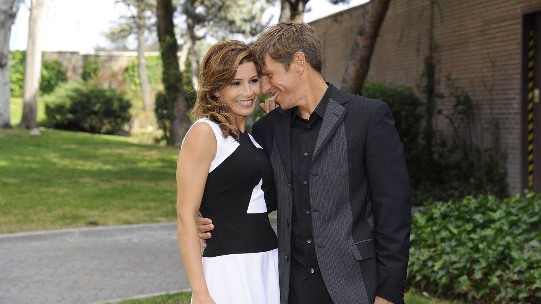 Foto: Virginia Troconis y Manuel Díaz el Cordobés en una imagen de archivo (Gtres)