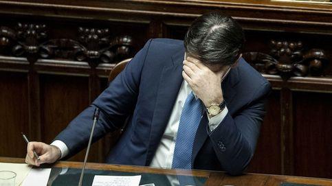 Conte dimitirá este martes para intentar formar un nuevo Gobierno italiano