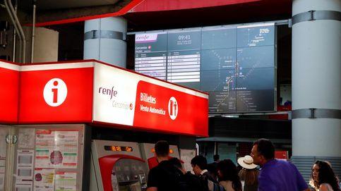 Renfe achaca su segundo día de retrasos en Cercanías Madrid a la huelga de celo de maquinistas