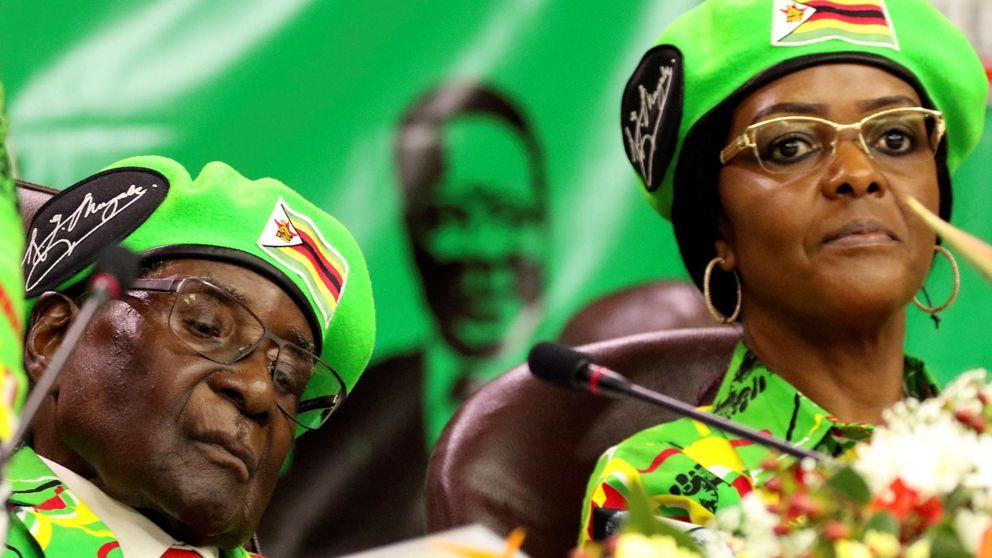 Golpe en Zimbabue: la mujer que ha provocado la caída de Robert Mugabe