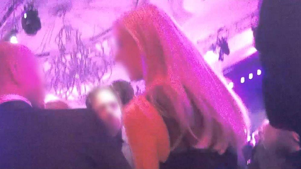 Foto: Una de las azafatas que acudieron a la cena cuenta lo que tuvieron que soportar. ('Financial Times')