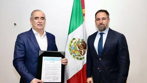 Abascal busca alianzas en México y sale escaldado: Yo con Vox, ni a la esquina