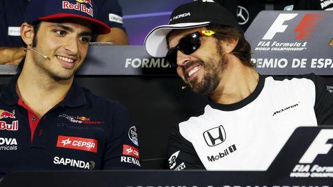 """Sainz: """"Estuve con Fernando aquí hace diez años y decidí ser un piloto de F1"""""""
