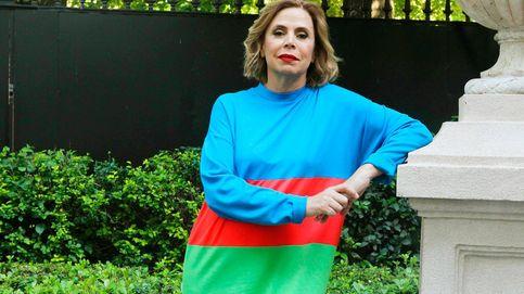 Ágatha Ruiz de la Prada, itinerario sin Luismi: Borgoña, el Caribe y Madrid