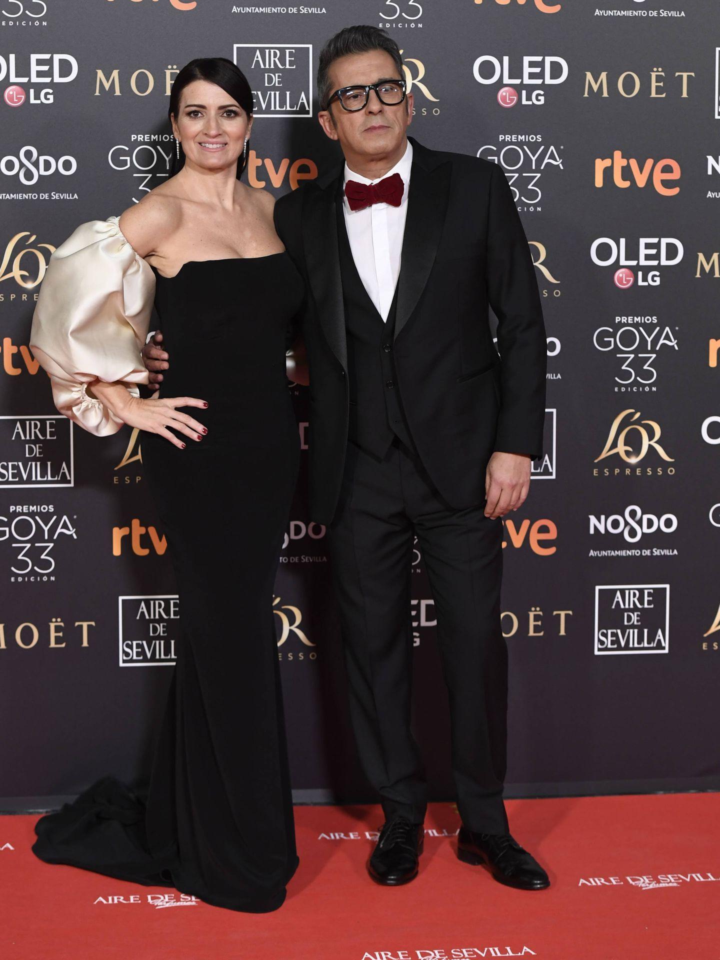 Silvia Abril y Andreu Buenafuente. (Limited Pictures)