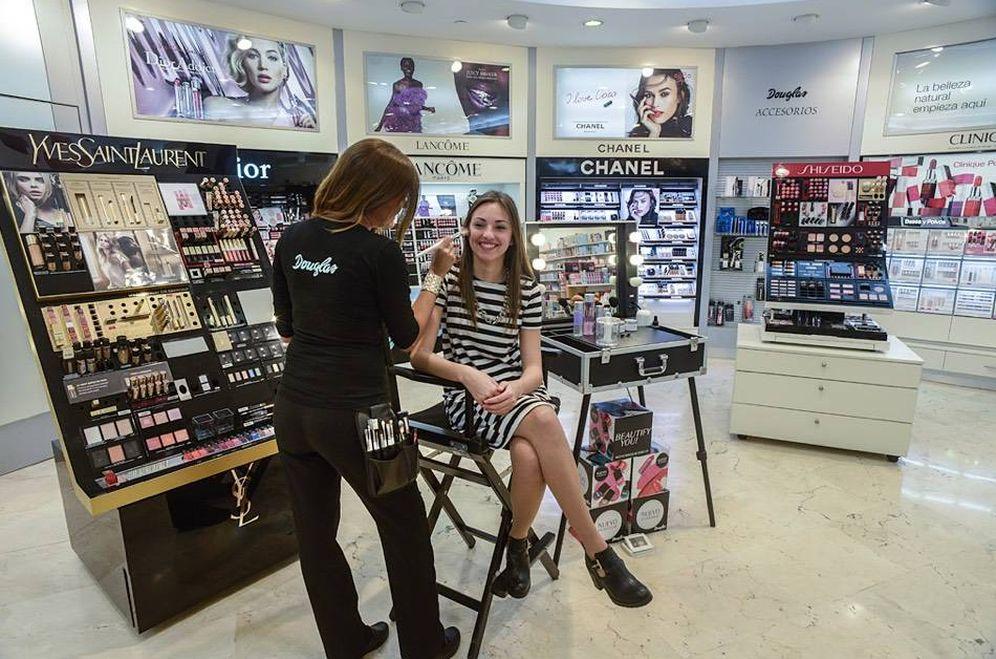 Foto: Douglas compró las tiendas de Bodybell, Juteco y Perfumerías If.