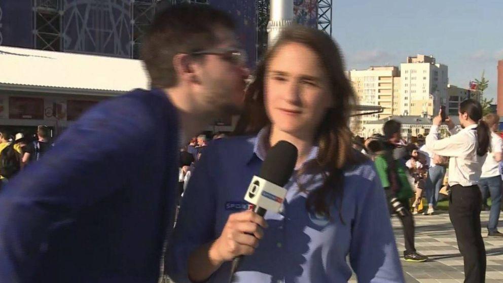 Sexismo en el Mundial de Rusia: el acoso a varias periodistas enciende el debate