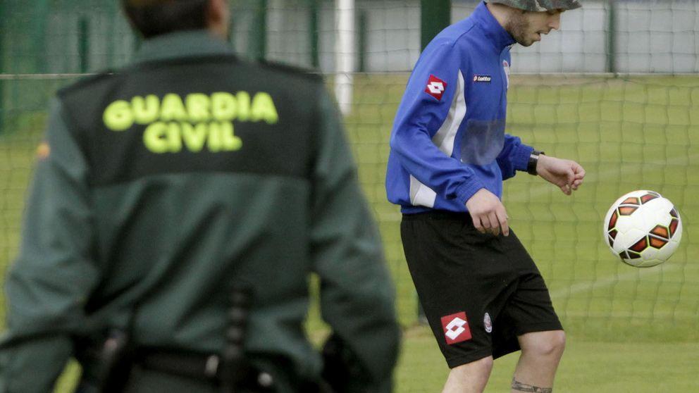 No es fútbol, es la Guardia Civil: 4 años de lucha contra las lesiones... y seguir en la élite