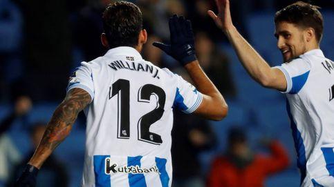 Real Sociedad - Betis: horario y dónde ver en TV y 'online' La Liga