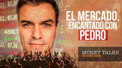 La victoria de Pedro Sánchez no asusta a los inversores
