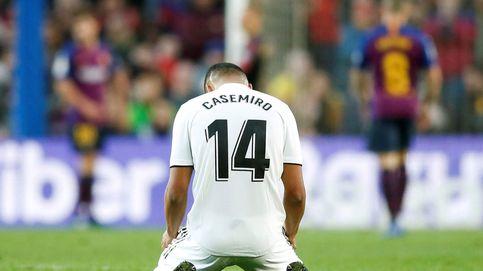 El palo de Casemiro a sus compañeros del Madrid con su tenemos que correr más