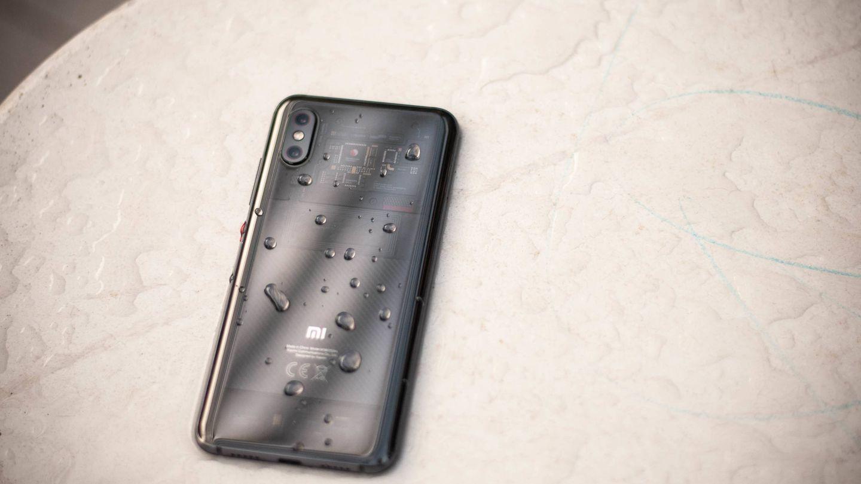 El Xiaomi Mi 8 Pro. (C. Castellón)