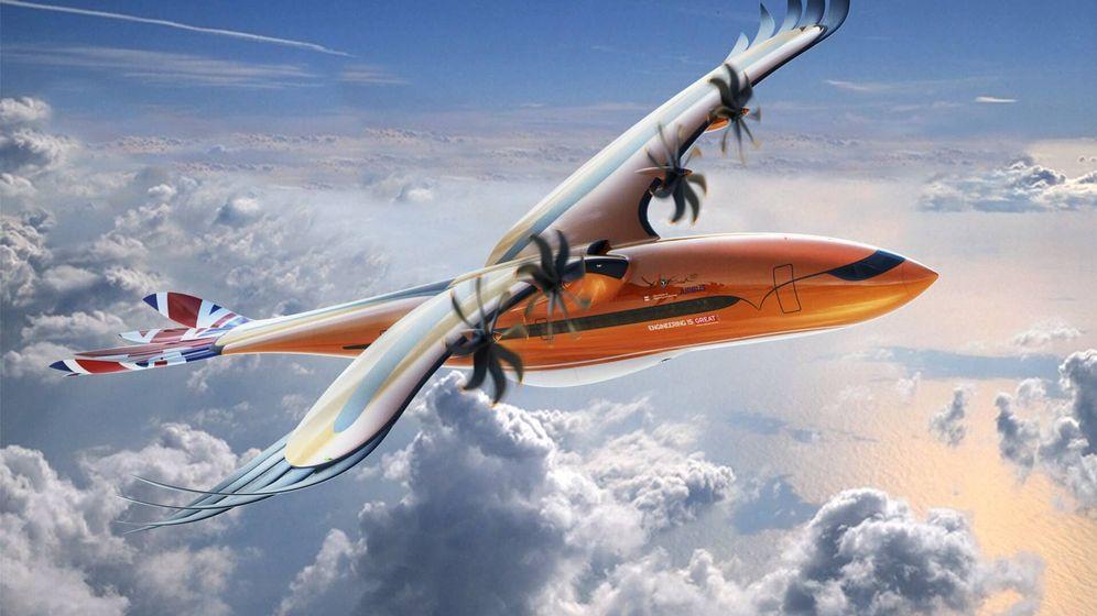 Foto: El polémico 'Ave de presa' (Foto: Airbus)