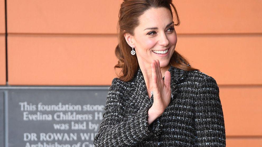 Kate Middleton 'non stop': la retirada de Meghan Markle, clave para su nuevo papel