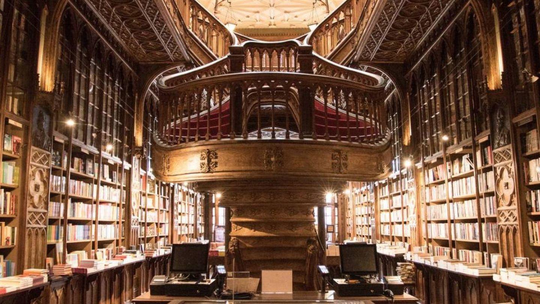 Librería Lello. (IG)