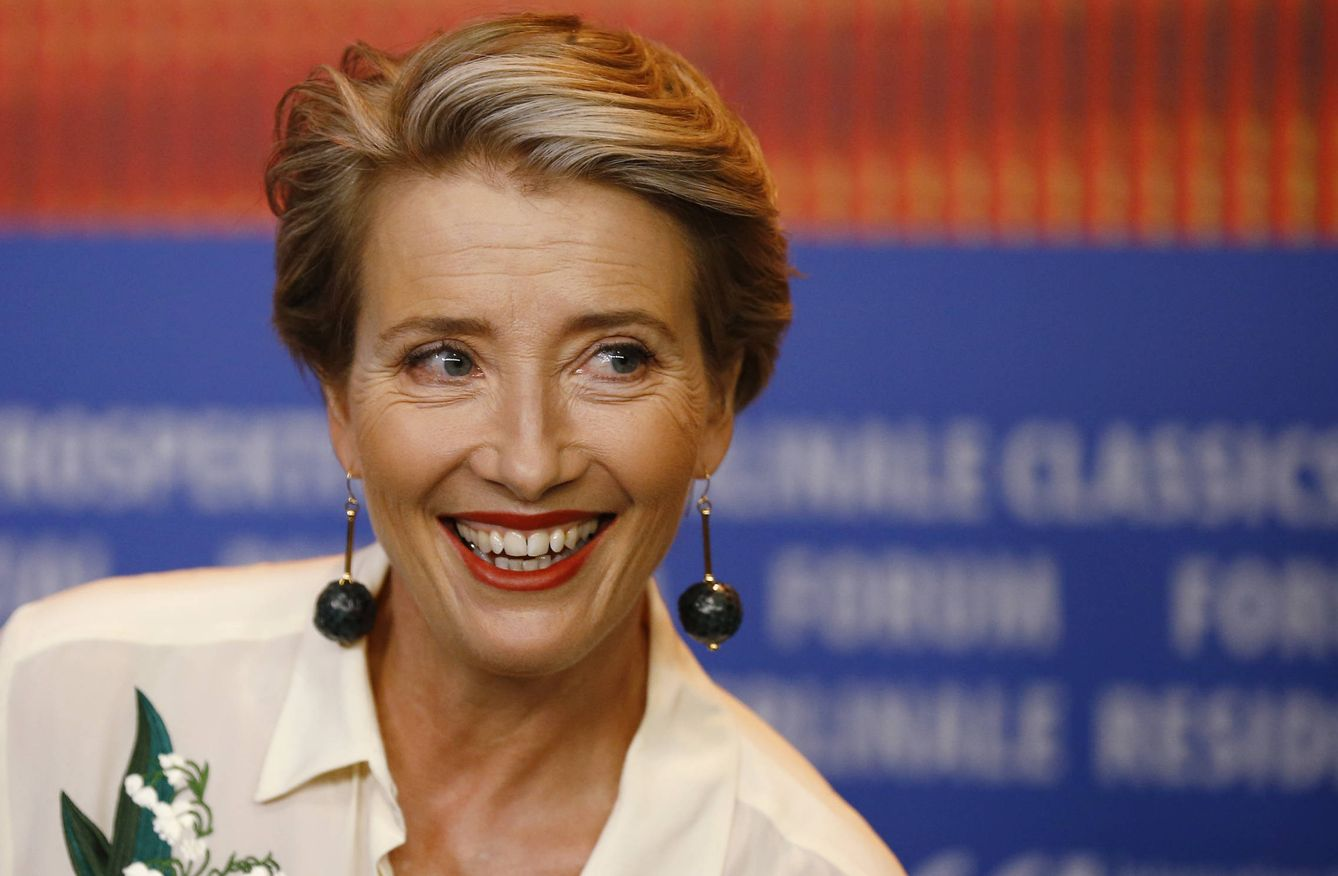Emma thompson and virginity