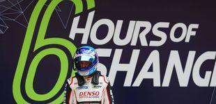 Post de El desgaste físico y mental de Fernando Alonso después de 26 pruebas en 2018