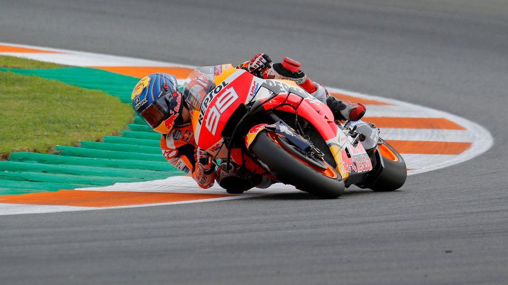Foto: Jorge Lorenzo se despidió de la competición en el pasado Gran Premio de la Comunidad Valenciana. (Reuters)
