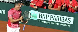 Foto: En directo: Berdych-Almagro
