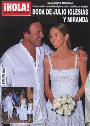 ¿Quién es el cura que casó a Julio Iglesias?