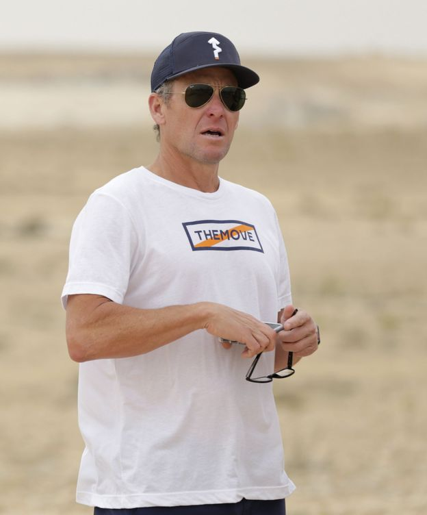 Foto: El exciclista Lance Armstrong. (EFE)
