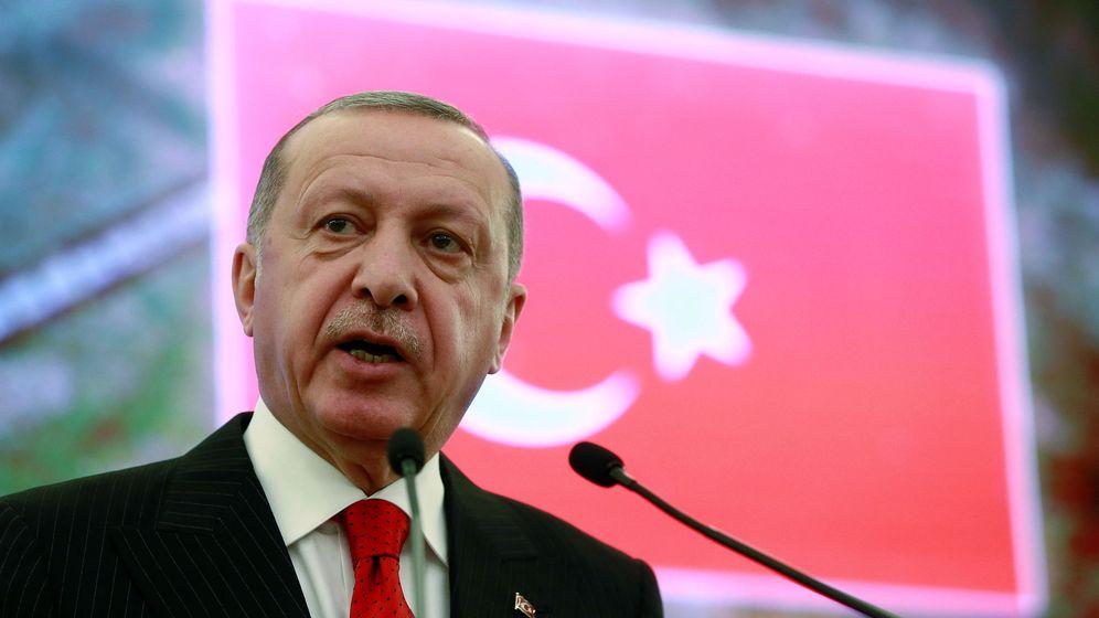 Foto: Tayipp Erdogan. (Reuters)