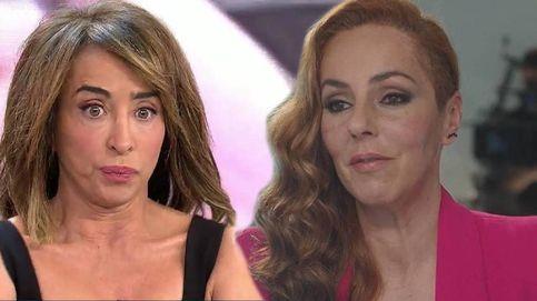 Patiño desmiente en directo a Rocío Carrasco por esto que ha dicho: Falso
