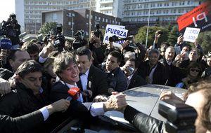 Cristina Kirchner pasa de la corrupción: salva a su 'vice' y a su máquina de hacer billetes