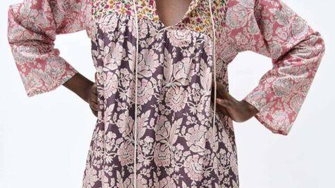 No es un sueño, este vestido patchwork de Zara es real y está arrasando en ventas