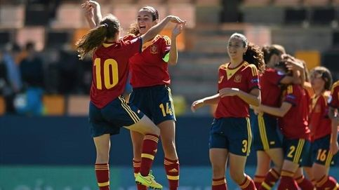 La selección femenina sub-17 jugará el sábado la final del Europeo