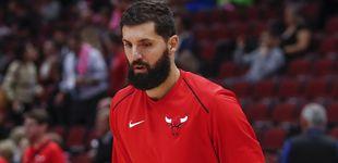 Post de Un puñetazo, el último revés de la carrera de Nikola Mirotic en la NBA