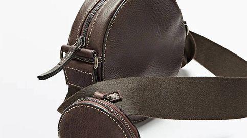 Un bolso pequeño, práctico y muy ponible te espera en Massimo Dutti