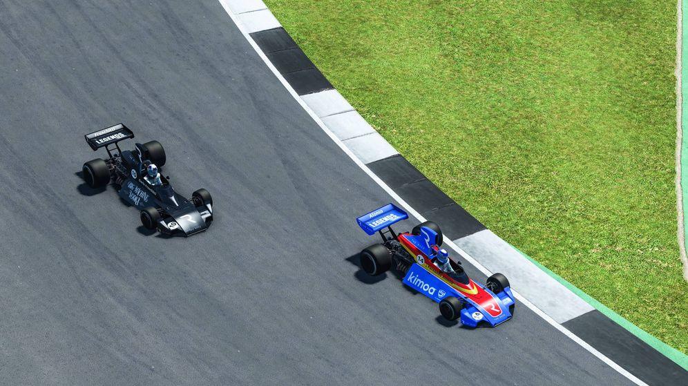 Foto: Un nuevo doblete de Fernando Alonso, esta vez en Silverstone. (The-Race)