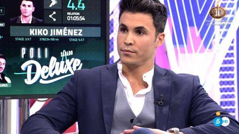 Kiko Jiménez acusa en el 'Deluxe' a Antonio David de manipularle y utilizar a Rocío Flores