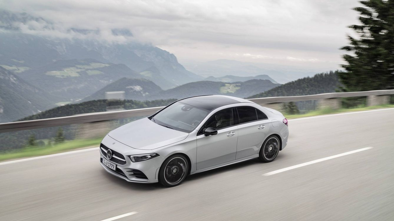 Mercedes Clase A Sedán, la berlina compacta más aerodinámica